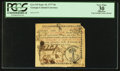 Colonial Notes:Georgia, Georgia September 10, 1777 $6 PCGS Apparent Very Fine 30.. ...