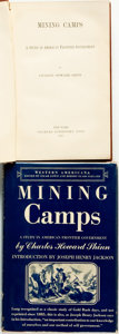 Books:Americana & American History, Charles Howard Shinn. Two Editions of Mining Camps: A Study in American Frontier Government. New York: Charles S... (Total: 2 Items)