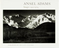 Books:Photography, Ansel Adams. SIGNED. Ansel Adams: Images 1923 - 1974.Boston: New York Graphic Society, [1974]....