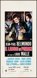 """Movie Posters:Foreign, The Thief of Paris & Others Lot (United Artists, 1967). Italian Locandinas (3) (12.5"""" X 26.75"""" & 13"""" X 27.5""""). Foreign.. ... (Total: 3 Items)"""