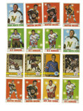 Hockey Collectibles:Others, 1970-73 Topps Hockey Group Lot of 16. Great lot of 16 cards from the 1970-71 and 1972-73 Topps sets. Highlights include ma...
