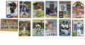 Baseball Cards:Lots, Baseball Stars Signed Cards Lot of 564. Massive collection ofsigned baseball cards is offered here, including many All-Sta...