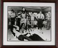 Boxing Collectibles:Autographs, Muhammad Ali Signed Photograph. In an image that accurately showshis penchant for showmanship and playfulness, Muhammad Al...