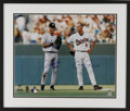 Autographs:Photos, Derek Jeter and Cal Ripken, Jr. Dual-Signed Photograph. In ametaphorical passing of the torch, Jeter has proven that he co...