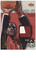 Basketball Collectibles:Others, 1998 Upper Deck MJx Michael Jordan #GC1. From 1998's Upper Deck special all-Jordan set, we offer this special insert card i...