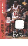 Basketball Collectibles:Others, 1998 Upper Deck MJx Michael Jordan #GC2. From 1998's Upper Deckspecial all-Jordan set, we offer this special insert card i...