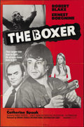 "Movie Posters:Crime, The Boxer (Cinema Shares International, 1975). One Sheet (27"" X 41""). Robert Blake is boxer Teddy Wilcox, whose manager is k..."