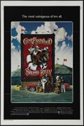 """Movie Posters:Adventure, Bronco Billy (Warner Brothers, 1980). One Sheet (27"""" X 41""""). Style """"A"""" one sheet poster for Clint Eastwood's take on a moder..."""