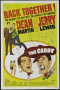 """Movie Posters:Sports, The Caddy (Paramount, R-1964). One Sheet (27"""" X 41""""). Nice reissue poster for one of Martin and Lewis' best comedies. Golf r..."""