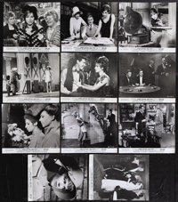 "Funny Girl (Columbia, 1968). Black and White Stills (9) (8"" X 9"") and (2) (7.5"" X 9.5""). The life of..."