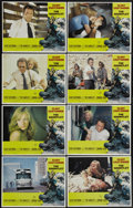 "Movie Posters:Action, The Gauntlet (Warner Brothers, 1977). Lobby Card Set of 8 (11"" X14""). When a Las Vegas hooker (Sondra Locke) is called to t...(Total: 8 Items)"