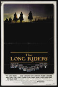 "Movie Posters:Western, The Long Riders (United Artists, 1980). One Sheet (27"" X 41""). Advance. ""When this is all over, I'm goin' to write a book, m..."