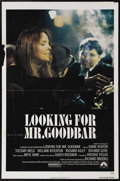 "Movie Posters:Drama, Looking for Mr. Goodbar (Paramount, 1977). One Sheet (27"" X 41""). A young woman (Diane Keaton) seeks to escape the oppressio..."