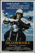 """Movie Posters:Comedy, Oh, God! Book II (Warner Brothers, 1980). One Sheet (27"""" X 41""""). In this sequel to the 1977 """"Oh, God!,"""" George Burns returns..."""