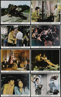 """The Pursuit of Happiness (Columbia, 1970). Mini Lobby Card Set of 8 (8"""" X 10""""). William Devane makes an early..."""