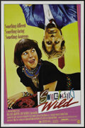 "Movie Posters:Comedy, Something Wild (Orion, 1986). One Sheet (27"" X 41""). Stuffy JeffDaniels is kidnapped by free spirit Melanie Griffith for a ..."