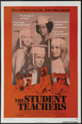 """Movie Posters:Comedy, The Student Teachers (New World Pictures, 1973). One Sheet (27"""" X 41""""). Susan Damante, Brooke Mills and Brenda Sutton star i..."""