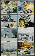"Movie Posters:War, Tora, Tora, Tora (20th Century Fox, 1970). Mini Lobby Card Set of 8(8"" X 10""). Heralded as one of the greatest war epics of... (Total:8 Items)"