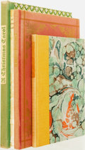 Books:Fiction, [Literature]. Group of Four LIMITED Editions. Ransohoffs, [variousdates].... (Total: 4 Items)