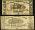 Obsoletes By State:Louisiana, New Orleans, LA- New Orleans, Jackson & Great Northern Railroad Company Nov. 16, 1861. ... (Total: 2 notes)