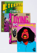 Bronze Age (1970-1979):Alternative/Underground, Underground Comix Oddball Haight-Ashbury Collection Pedigree Group of 12 (Various Publishers, 1970s).... (Total: 12 Comic Books)