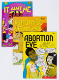 Bronze Age (1970-1979):Alternative/Underground, Underground Comix Women Related Haight-Ashbury Collection Pedigree Group of 16 (Various Publishers, 1970s).... (Total: 16 Comic Books)