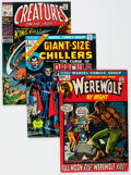 Bronze Age (1970-1979):Horror, Marvel Bronze Age Horror Comics Group of 84 (Marvel, 1970s) Condition: Average VG/FN.... (Total: 84 Comic Books)