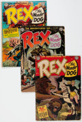 Silver Age (1956-1969):Adventure, Adventures of Rex the Wonder Dog Group of 25 (DC, 1952-59) Condition: Average GD-.... (Total: 25 Comic Books)
