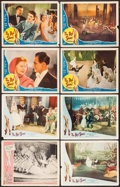 "Movie Posters:Fantasy, The Red Shoes (Eagle Lion, 1949). Lobby Cards (8) (11"" X 14""). Fantasy.. ... (Total: 8 Items)"