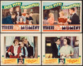 """Movie Posters:Comedy, Love, Honor and Oh, Baby! & Other Lot (Universal, 1933). Lobby Cards (4) (11"""" X 14""""). Comedy.. ... (Total: 4 Items)"""