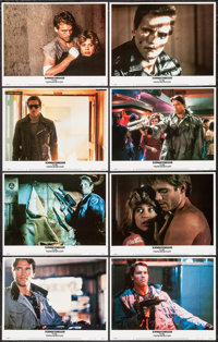 "The Terminator (Orion, 1984). Lobby Card Set of 8 (11"" X 14""). Science Fiction. ... (Total: 8 Items)"