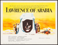 "Lawrence of Arabia (Columbia, 1962). Title Lobby Card (11"" X 14""). Academy Award Winners"