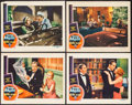 "Movie Posters:Comedy, The Millionaire (Warner Brothers, 1931). Lobby Cards (4) (11"" X14""). Comedy.. ... (Total: 4 Items)"