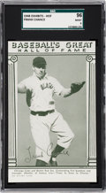 Baseball Cards:Singles (1940-1949), 1948 Baseball's Great HOF Exhibits Frank Chance SGC 96 MINT 9 - PopOne, None Higher!...