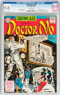Silver Age (1956-1969):Superhero, Showcase #43 Doctor No (DC, 1963) CGC VF/NM 9.0 Off-white pages....