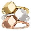Estate Jewelry:Rings, Gold Rings, Paolo Costagli. ... (Total: 3 Items)
