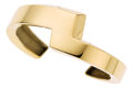 Estate Jewelry:Bracelets, Gold Bracelet, Paloma Picasso for Tiffany & Co. . ...