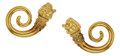 Estate Jewelry:Earrings, Gold Earrings, Lalaounis. ...