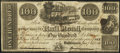 Obsoletes By State:Maryland, Baltimore, MD- Baltimore and Susquehanna Rail Road Company $100 Post Note Jan. 22, 1838. ...