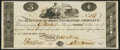 Obsoletes By State:Connecticut, Bristol, CT- Manufacturers' Exchange Company $3 Sep. 13, 1814. ...