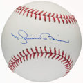 Autographs:Bats, Mariano Rivera Single Signed Baseball. ...