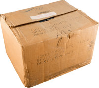 Casper the Friendly Ghost American Dental Association Giveaways Presents Space Age Dentistry Distributor's Box (Harvey...