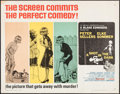 """Movie Posters:Comedy, A Shot in the Dark (United Artists, 1964). Half Sheet (22"""" X 28""""). Comedy.. ..."""