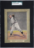 Baseball Cards:Singles (Pre-1930), 1911 M110 Sporting Life Christy Mathewson SGC 60 EX 5 - One of TwoHighest SGC Examples!...