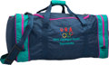 Basketball Collectibles:Others, 1992 Olympic Games USA Basketball Dream Team Duffel Bag - FischerCollection. ...