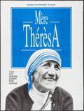 """Movie Posters:Documentary, Mother Teresa (Denise Petitdidier, 1986). French Grande (46.75"""" X 62""""). Documentary.. ..."""