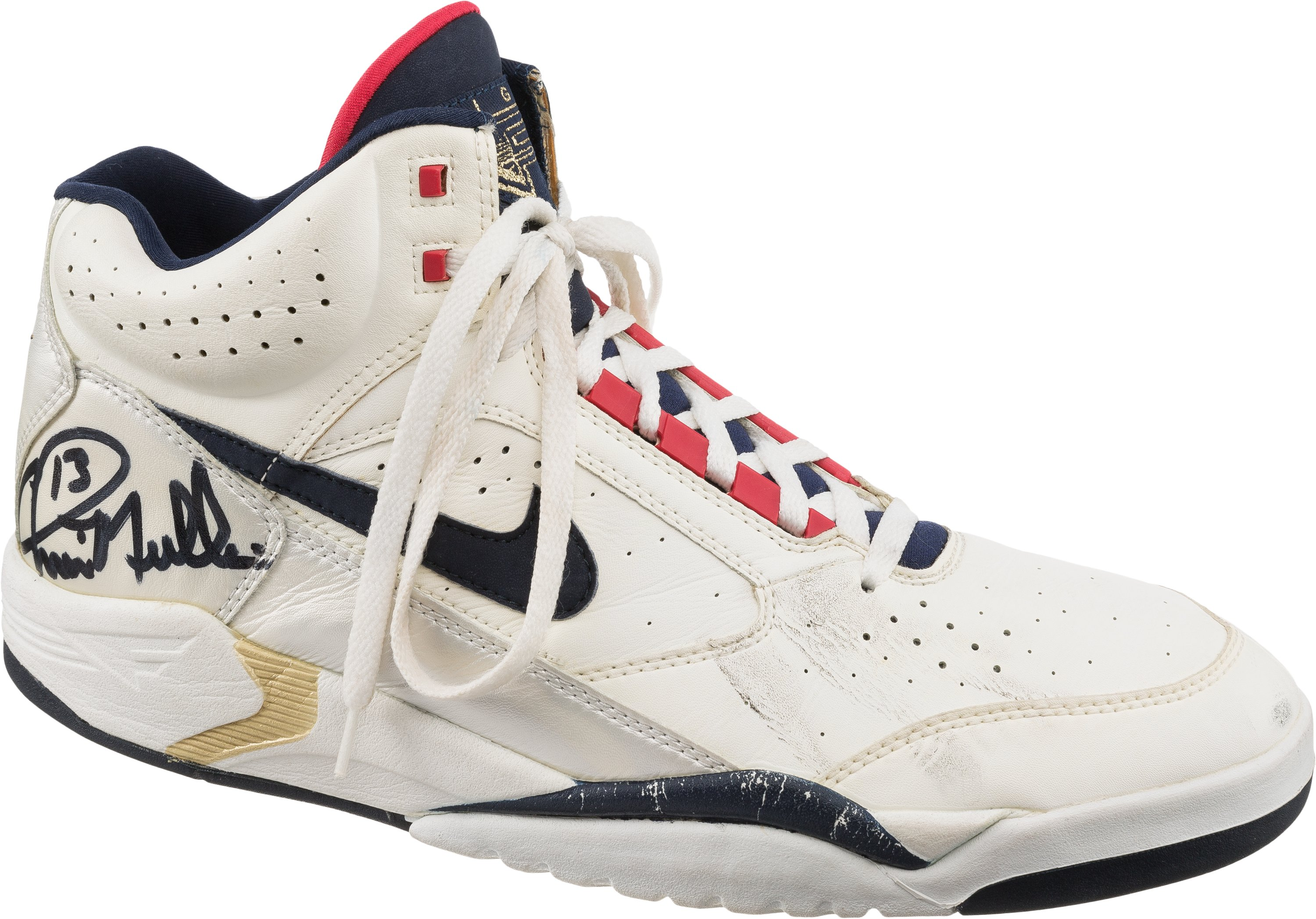 b0f0f6805f0 1992 Olympic Games Chris Mullin Game Worn & Signed Dream Team   Lot #82335    Heritage Auctions