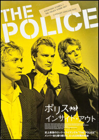 "Everyone Stares: The Police Inside Out (Stylejam, 2006). Japanese B2 (20.25"" X 28.5""). Rock and Roll"