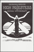 "Movie Posters:Sexploitation, High Priestess of Sexual Witchcraft & Other Lot (AnonymousReleasing, 1973). One Sheets (37) (27"" X 41"" & 25.25"" X37.75""). ... (Total: 37 Items)"