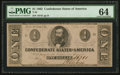 Confederate Notes:1862 Issues, T55 $1 1862 PF-2 Cr. 397.. ...